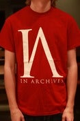Image of IA Emblem Tee - Red