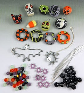 Image of Halloween Kit--a creepy collaboration