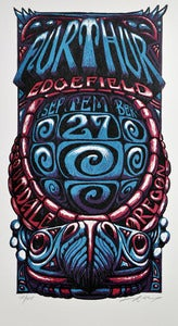 Image of Furthur Edgefield Terrapin - Troutdale OR 9/27/2012