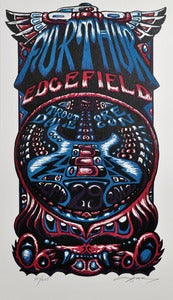 Image of Furthur Edgefield Steal Your Face 9/29/2012