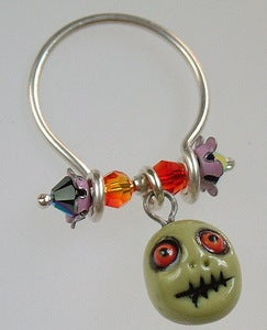 Image of Charmingly Ghoulish Ring/Pendant