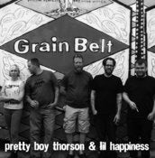 Image of RGF-016 Pretty Boy Thorson and Lil&amp;#x27; Happiness &quot;I Ain&amp;#x27;t Gonna Beg&quot; 7&quot;