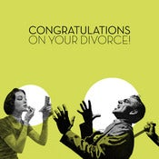 Image of Divorce - Congratulations