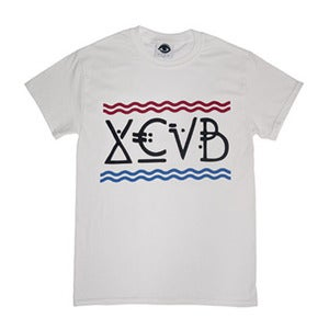 Image of XCVB - Waves - White