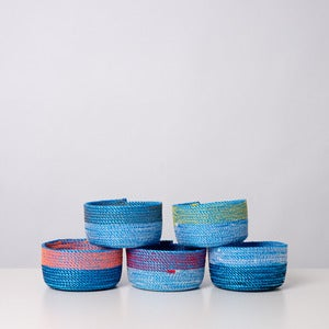 Image of Limited edition blue polybowls