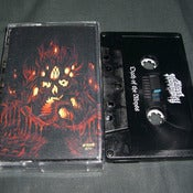 "Image of RITUAL NECROMANCY ""Oath of the Abyss"" Cassette"