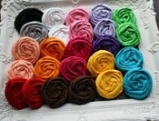 Image of Fabric Rosette - Large