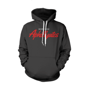 Image of Worldwide Aphillyates Hoodie (Black)