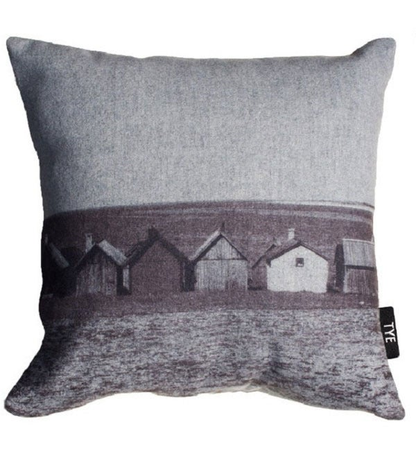 Image of Swedish Pillow Cover - &quot;Gotland&quot; (Wool)