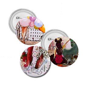 Image of Fashion Art Buttons