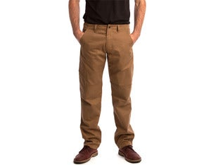 Image of GARRISON PANT - COYOTE TAN TWILL