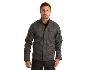 Image of MK100 FIELD JACKET - TITANIUM GREY