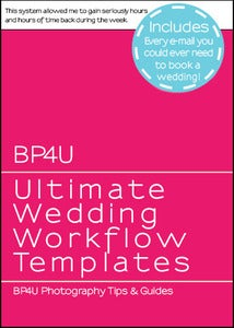 Image of Ultimate Wedding Workflow Templates