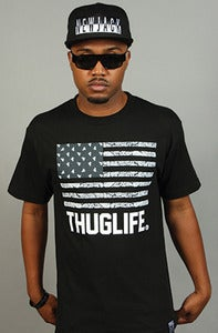 Image of Thuglife Tee Black