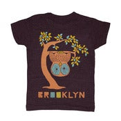 Image of Brooklyn Tree Owl | KIDS TEE
