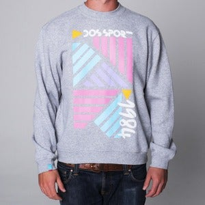 Image of Dos Sport 1984 | Grey Sweatshirt