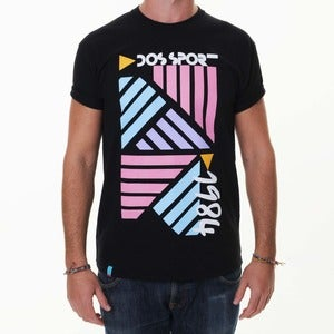 Image of Dos Sport 1984 | Black T-Shirt