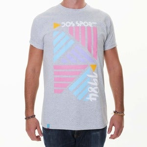 Image of Dos Sport 1984 | Grey T-Shirt