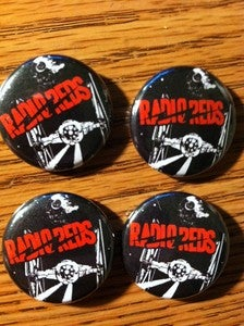 Image of Radio Reds (Star Wars) Buttons