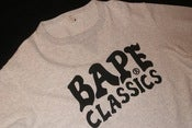 Image of A Bathing Ape Bape Classics Crewneck Sweatshirt L