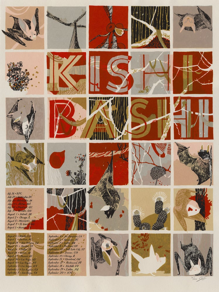 Image of Kishi Bashi (Summer/Fall 2012 North America Tour)