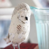 Image of Ponsenby Owl - CREAM