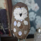 Image of Ponsenby Owl - BROWN