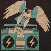 Image of Hawk &amp; Boombox T-shirt