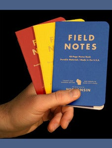 Image of Field Notes: Iowa County Fair State 3 Pack