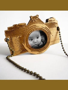 Image of Old Camera (Photo Necklace)