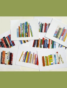 Image of Ideal Bookshelf Assorted Notecards