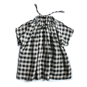 Gathered Smock Shirt