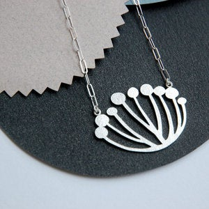 Image of hedgerow necklace no.15
