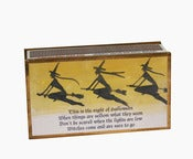 Image of Halloween Matchbox