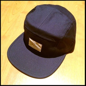 Image of Success 5-Panels hat (Navy)