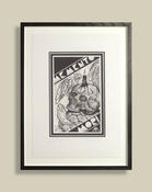 Image of Mo Coppoletta - Memento Mori - Limited Edition Print