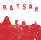 Image of Ratsak - &quot;20th Century Bricolage&quot; + 3 7&quot; EP  (12XU 046-7)