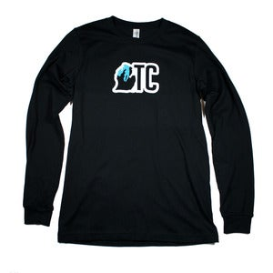 Image of TC Michigan Long Sleeve Black