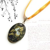 Image of Tsarevitch Ivan & the Grey Wolf Necklace