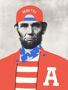 "Image of Mason London - Abe ""Gettin' Paid"" Lincoln"