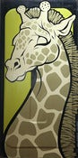 Image of BABY GIRAFFE - ENAMEL KINGDOM