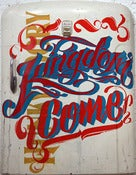 Image of KINGDOM COME&quot; - ENAMEL KINGDOM X KENJI NAKAYAMA