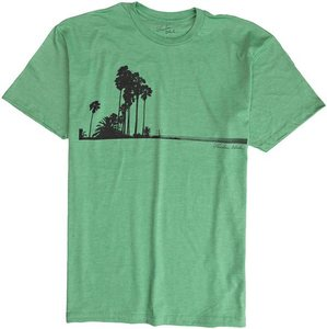 Image of OLD PAMS TEE - Heather Green