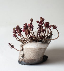 Image of Ombre Free-Form Folded Planter