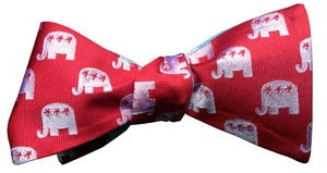 Image of Political Bow Tie