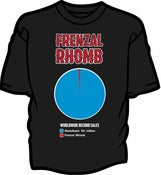 "Image of Frenzal ""Worldwide sales"" Tshirt"