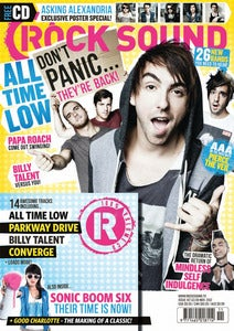 Image of ISSUE 167 / ALL TIME LOW + FREE POSTERS