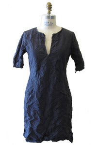 Image of Moth Shirt Sleeve Shirtdress