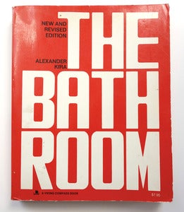 Image of The Bathroom by Alexander Kira (1976)