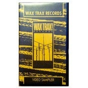 Image of WAX TRAX! RECORDS-Video Prromo Sampler #1/VHS-Collectable 